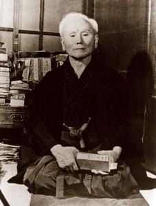 Sensei-Gichin-Funakoshi